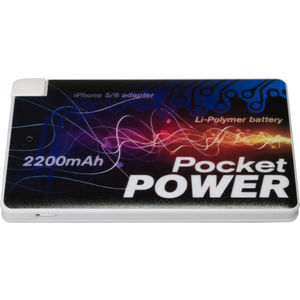Slim Credit Card Style Power Bank