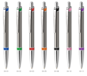 Metal Branded Pen - Mck Promotions International Womens Day