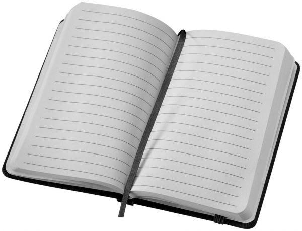 5 day notebook, open notebook