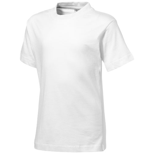 white t-shirt 5 day conference material