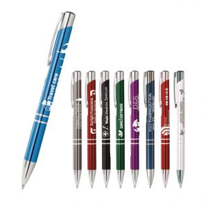 Bogart Pen - Mck Promotions metal pen
