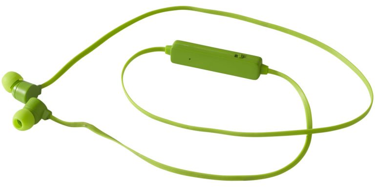 Green Wireless Earbuds - McK Promotions