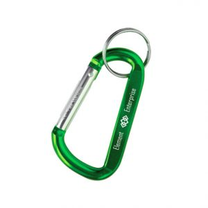 Eastwood Keyring (green)- mck promotions