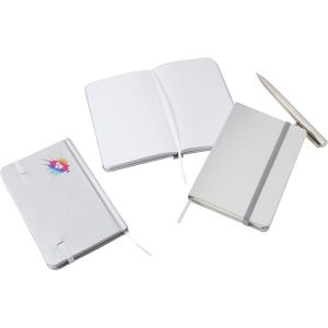 Argento Handy Notebook- mck promotions