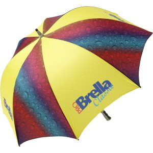 Pro Brella- FG Soft feel printed- mck promotions