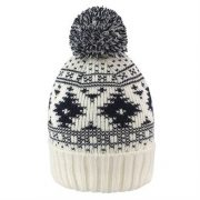 Deluxe Fair Isle hat - mck promotions
