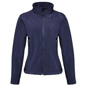 Women's softshell jacket (NAVY)- mck promotions