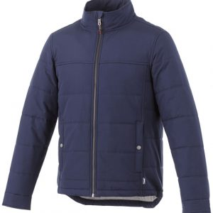 Bouncer insulated jacket, navy- MCK Promotions