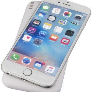 Coma 6000MAH Wireless PB, white- MCK Promotions