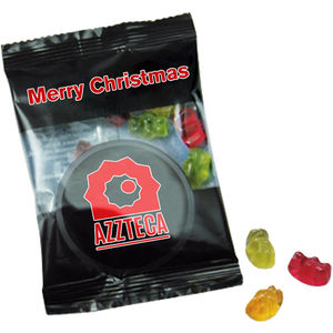 Haribo Sweets in a printed bag- Mck Promotions