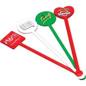 Shaped Drinks Stirrer Recycled- MCK Promotions