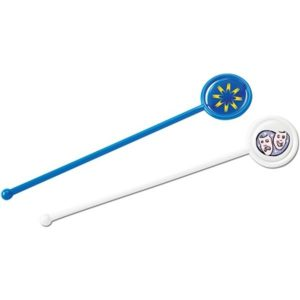 Spinning Plastic Cocktail Stick- MCK Promotions