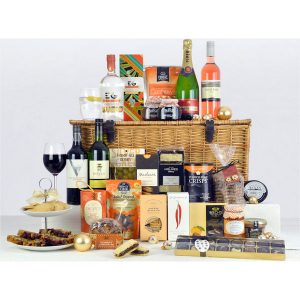 Spirit of Christmas Gift Basket- MCK Promotions