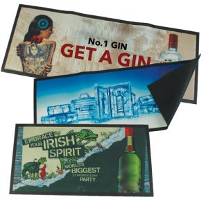 Bordered Bar Runners- MCK Promotions
