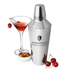 Manhattan Cocktail Shaker- MCK Promotions