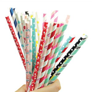 Paper Straws- MCK Promotions