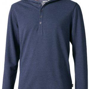 Reflex knit hoodie, heather blue- MCK Promotions