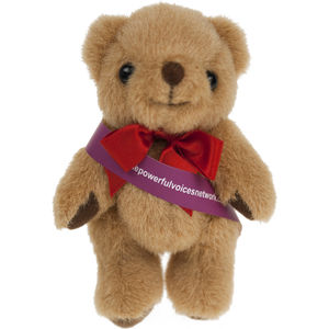 Honey Sash Teddy Bear