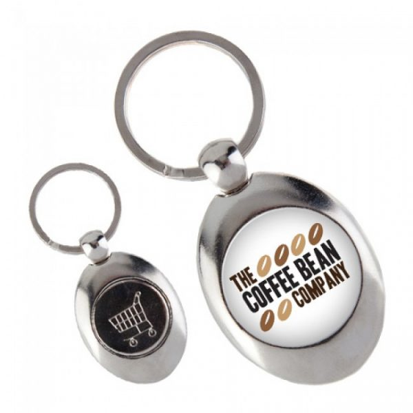 5 day coin keyrings