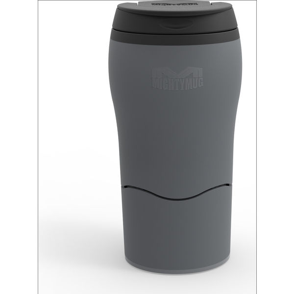 Mighty Mug McK Promotions1 Grey SOLO
