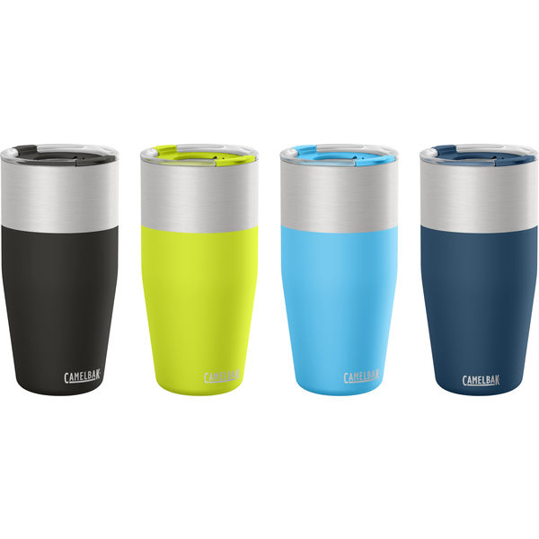 Travel Mug a water and a pint glass McK Promotions Group