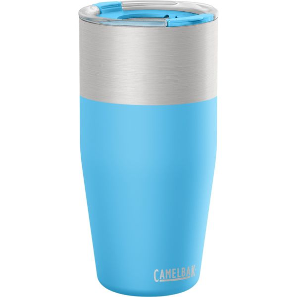 ravel Mug a water and a pint glass McK Promotions sky blue