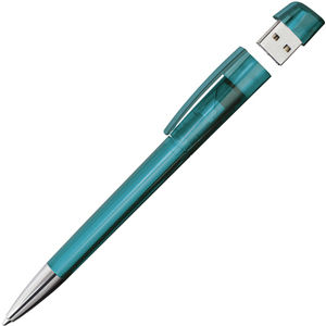 USB PEN Mck Promotions teal