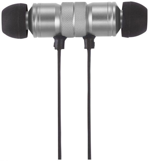 Wireless earbuds in case - mck promotions blue black open