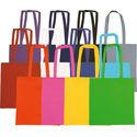 Cotton Shopper Premium 105gsm Natural Cotton Tote/Shopper bag with long handles.