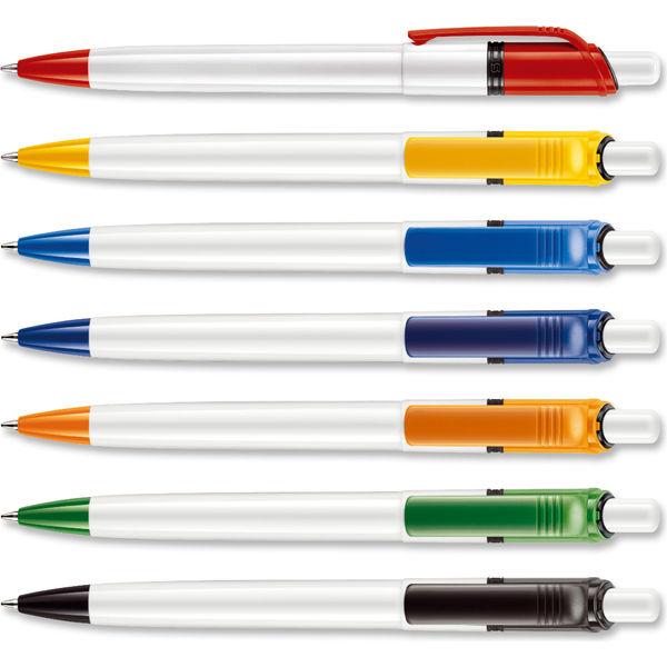 Ducal Colour Ballpen - MCK Promotions Branded Products