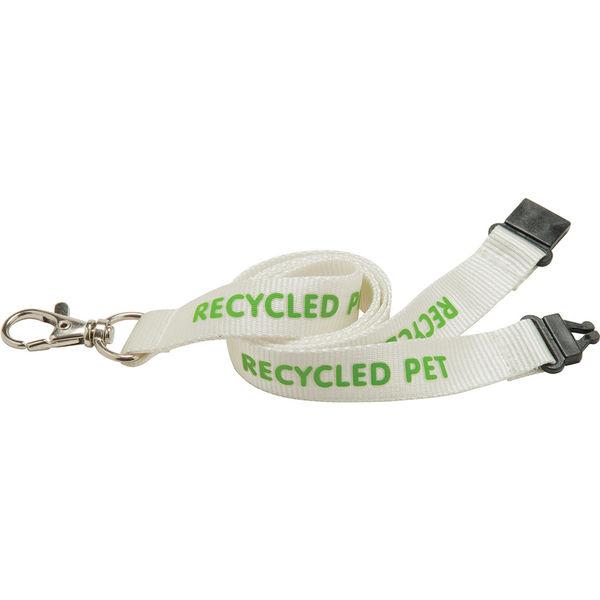 10mm pet lanyard- mck promotions