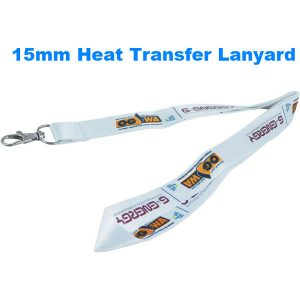 15mm full colour (dye sublimation) lanyards- mck promotions