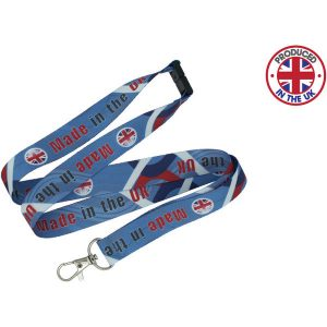 5 Day Dye Sublimation Lanyard- mck promotions