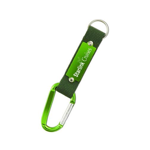 Willis keyring (green)- mck promotions