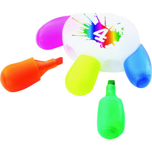 hand shaped highllighter- mck promotions