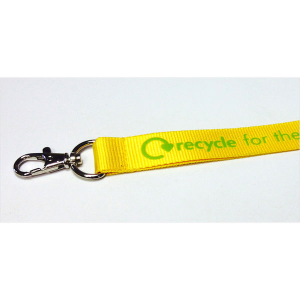 2CM Recycled pet lanyards- mck promotions