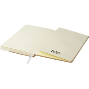 A5 Size Cork Notebook (open)- mck promotions