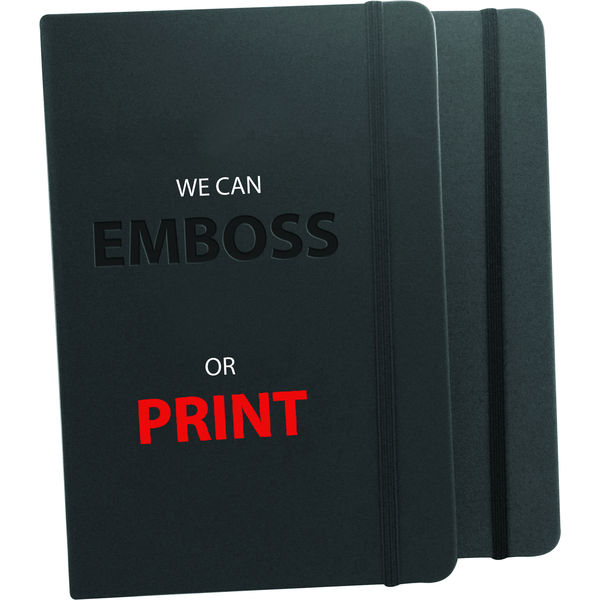Executive A5 Albany notebook-mck promotions