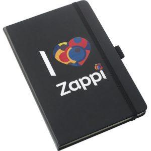 Executive G2 Notebook (black)- MCK PROMOTIONS