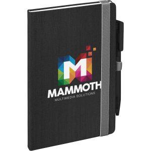 Fabrika notebook (black)- mck promotions