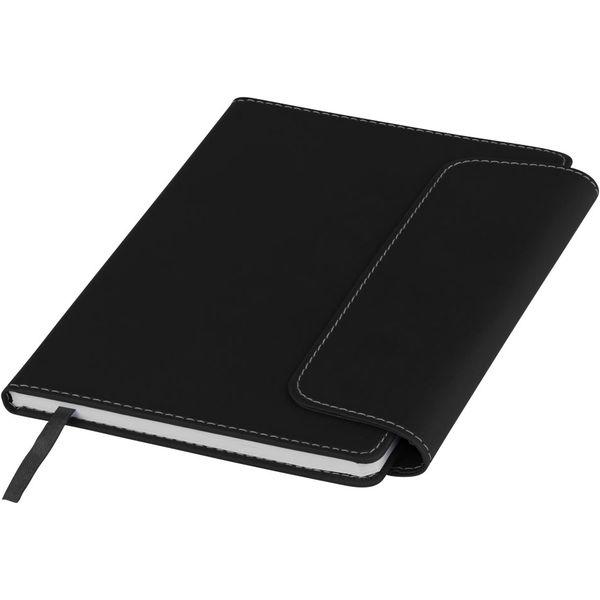 Horsens A5 notebook & stylus ballpoint pen- mck promotions