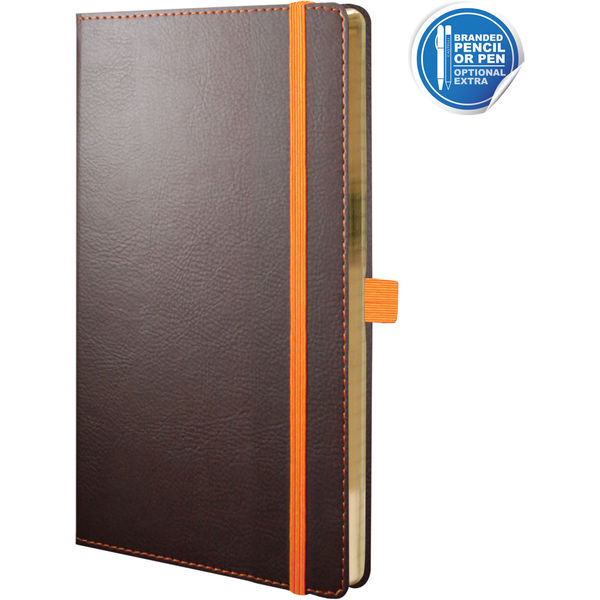 Medium notebook ruled paper phoenix- mck promotions