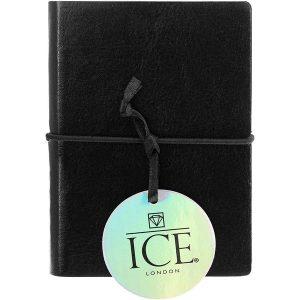 Mini notebook (black)- mck promotions