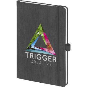 Nature colour notebook (grey)- mck promotions