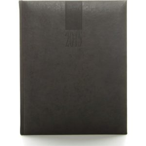 Rio Quarto desk diary (grey,white)- mck promotions