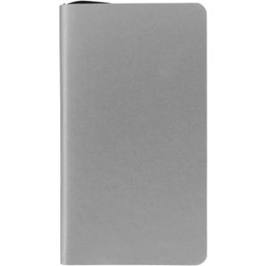 Slim notebook (grey)- mck promotions
