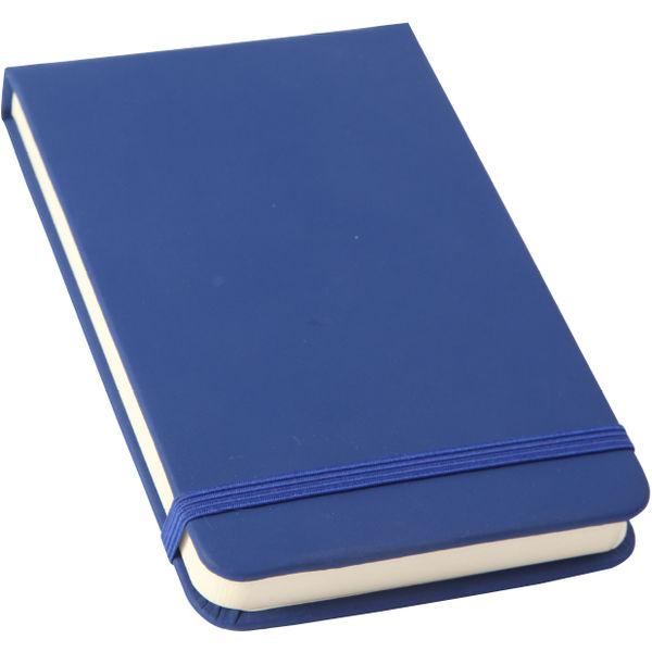 flip cover notebook (blue,blue)- mck promotions