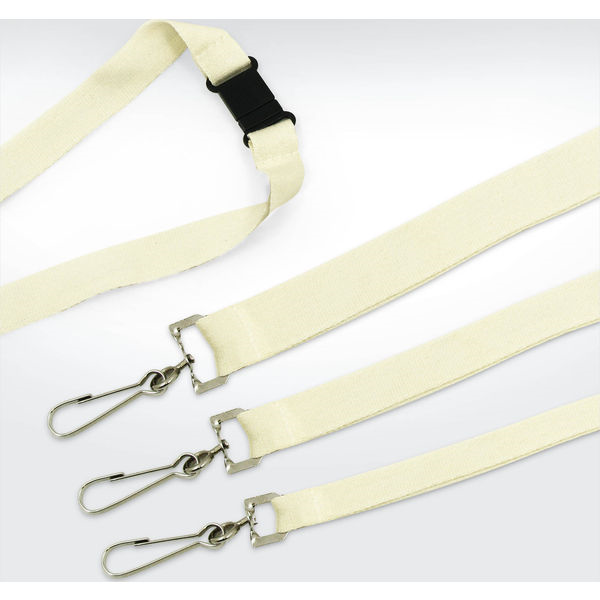 green & good bamboo lanyards 15mm deluxe. mck promotions