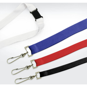 green & good recycled pet lanyards 10mm