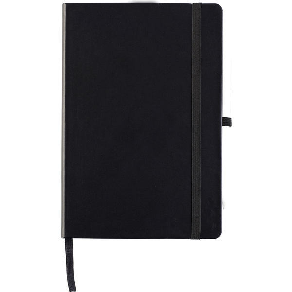 houghton a5 notebooks (black)- mck promotions